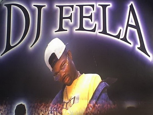 DJ Fela photo