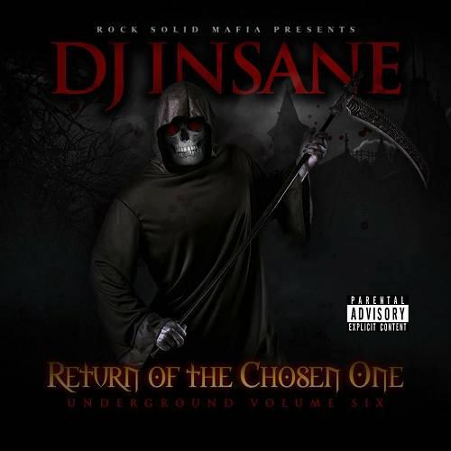 DJ Insane - Return Of The Chosen One 1.5 cover