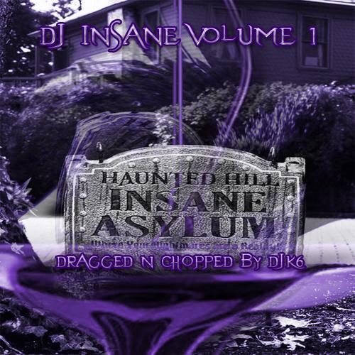 DJ Insane - Volume 1 (dragged n chopped) cover