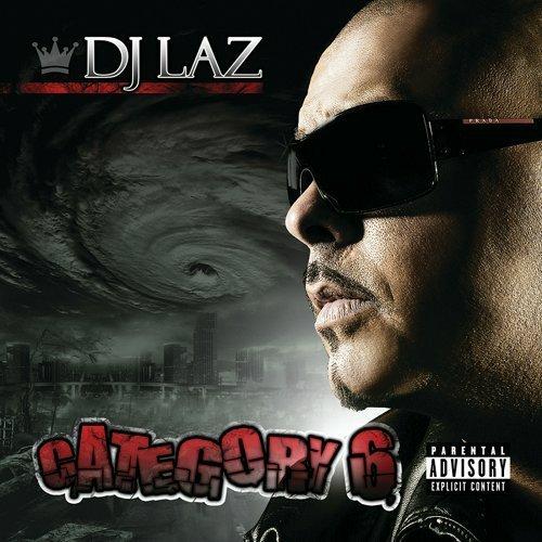 DJ Laz - Category 6 cover