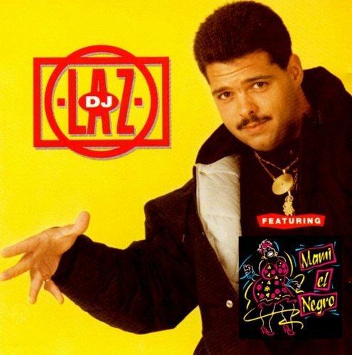 DJ Laz - DJ Laz cover