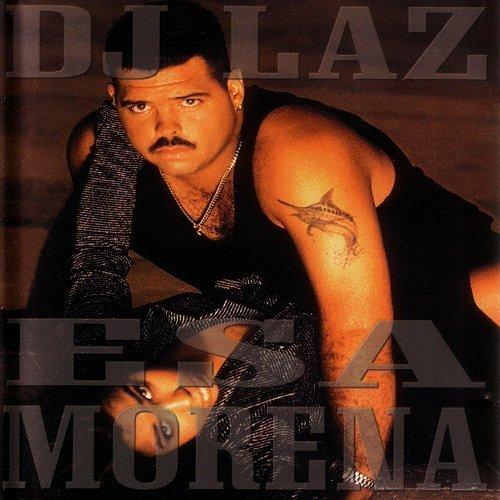 DJ Laz - Esa Morena (CD, Maxi-Single) cover