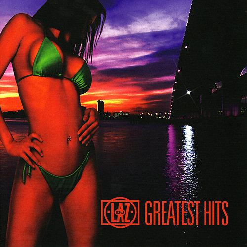 DJ Laz - Greatest Hits cover