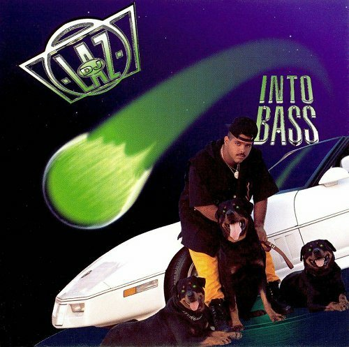 DJ Laz - Journey Into Bass cover