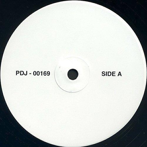 DJ Laz - Sabrosura (12'' Vinyl, 33 1-3 RPM, Single, White Label) cover