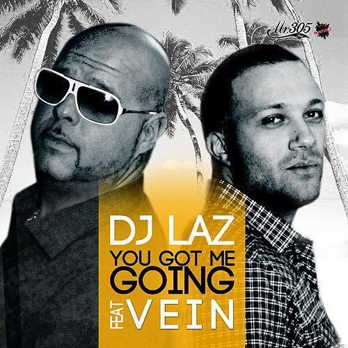 DJ Laz - You Got Me Going cover