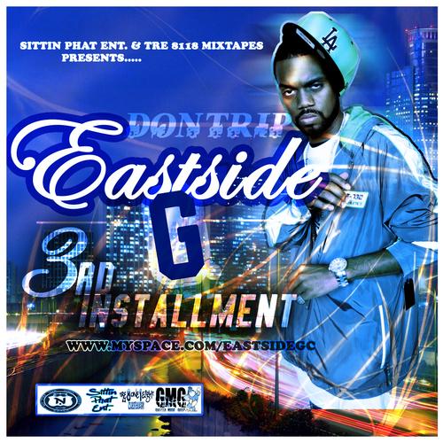 Don Trip - Eastside G 3rd Installment cover