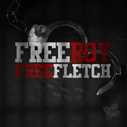 Don Trip - Free Roy, Free Fletch cover