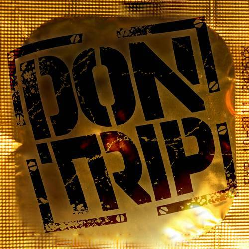 Don Trip - iHEARTStrippers cover