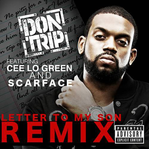 Don Trip - Letter To My Son Remix cover