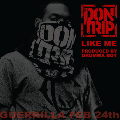 Don Trip - Like Me cover