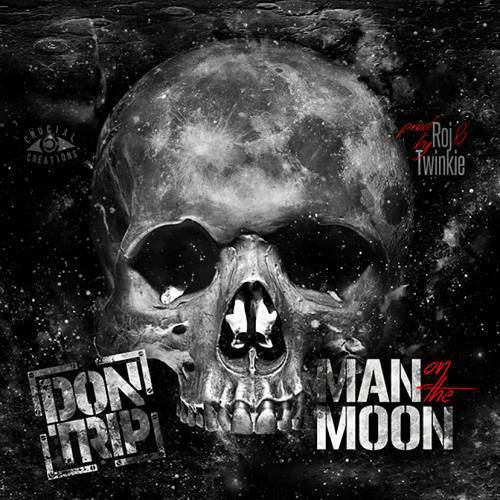 Don Trip - Man On The Moon cover