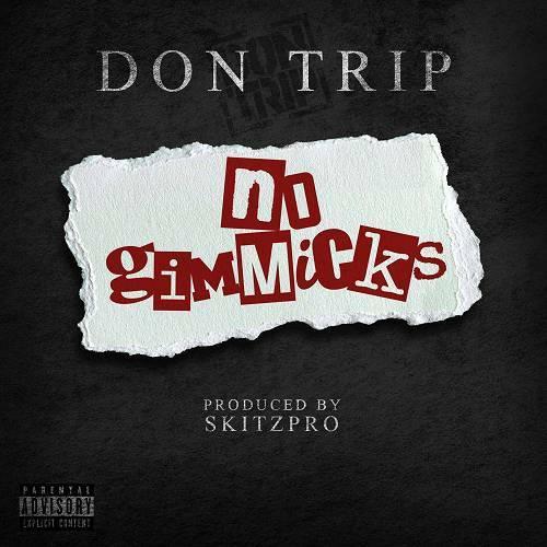 Don Trip - No Gimmicks cover