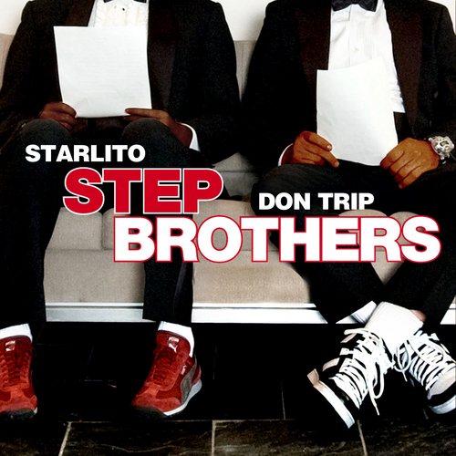 Don Trip & Starlito - Step Brothers cover