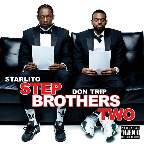 Don Trip & Starlito - Step Brothers Two cover
