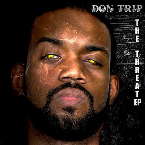 Don Trip - The Threat EP cover