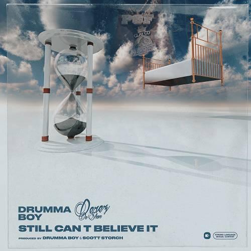 Drumma Boy - Still Can`t Believe It cover