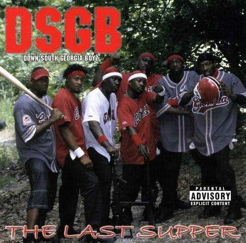 DSGB - The Last Supper cover