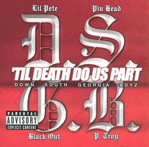 DSGB - `Til Death Do Us Part cover