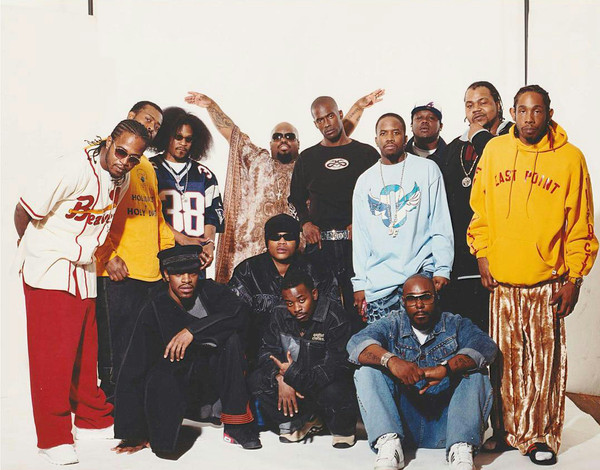 Dungeon Family photo