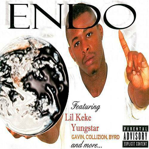 Endo - One World One Chance cover