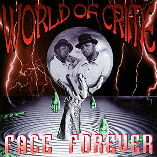 Face Forever - World Of Crime cover