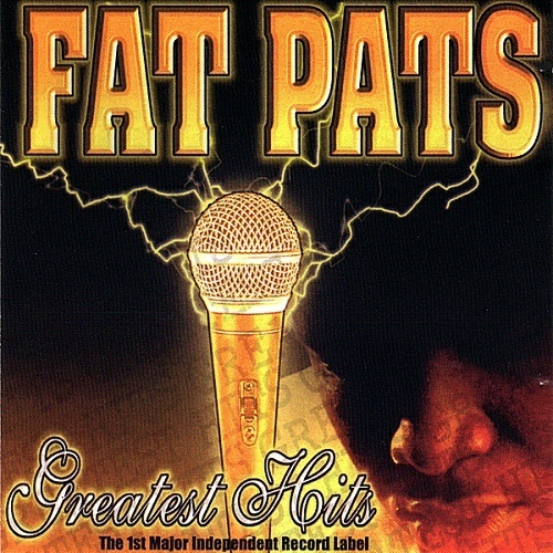 Fat Pat - Greatest Hits cover