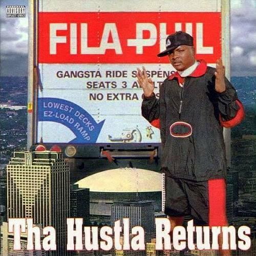 Fila Phil - Tha Hustla Returns cover