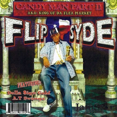 FlipSyde - Candy Man Part II cover
