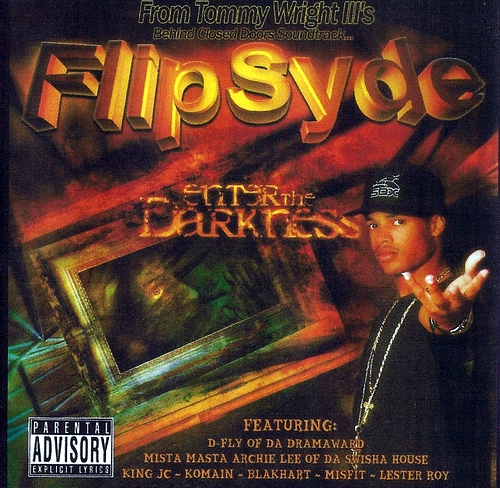 FlipSyde - Enter The Darkness cover