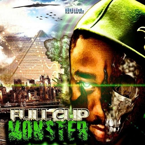 Full Clip - Monster cover