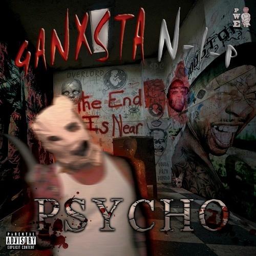 Ganxsta N.I.P. - Psycho cover