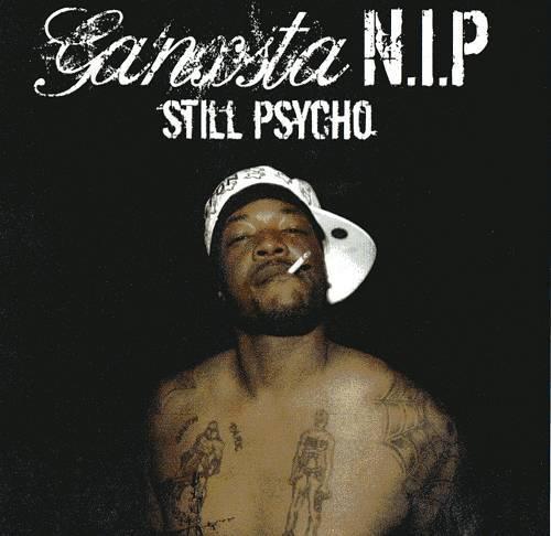 Ganxsta N.I.P. - Still Psycho cover