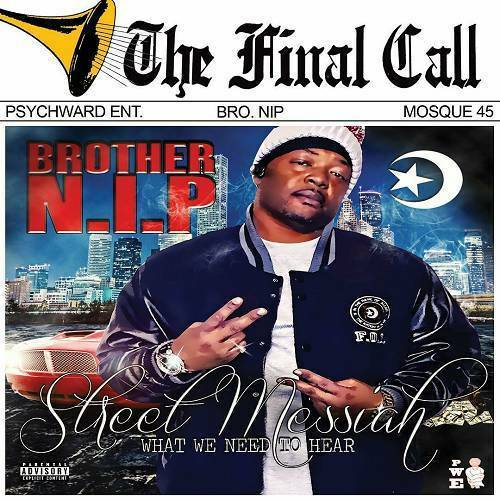Brother N.I.P. - Street Messiah cover