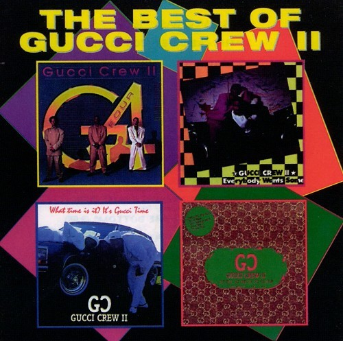 Gucci Crew II - The Best Of cover