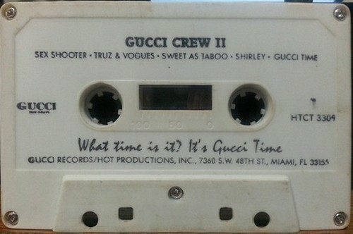 Gucci Crew II - What Time Is It? It`s Gucci Time cover