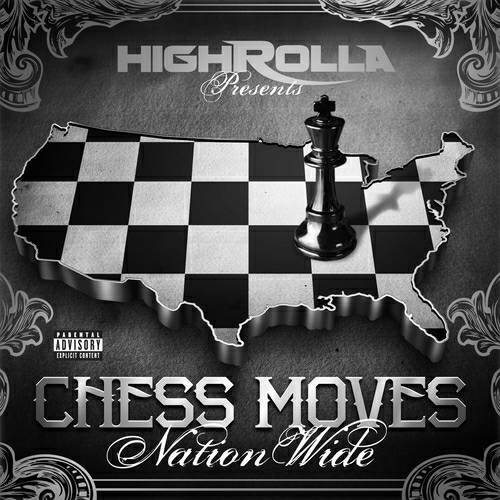 HighRolla - Chess Moves Nation Wide cover