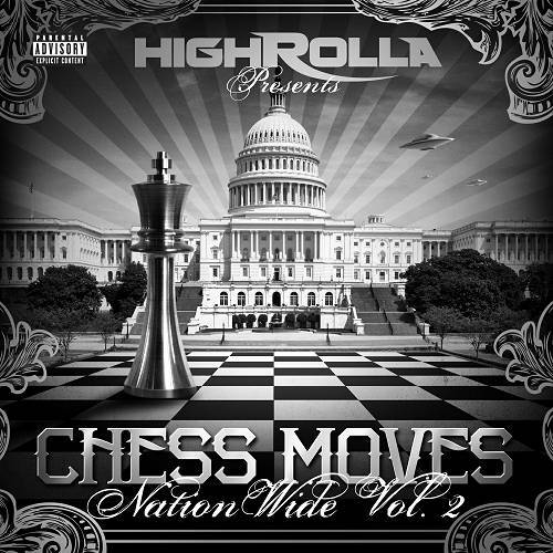 HighRolla - Chess Moves Nation Wide Vol. 2 cover