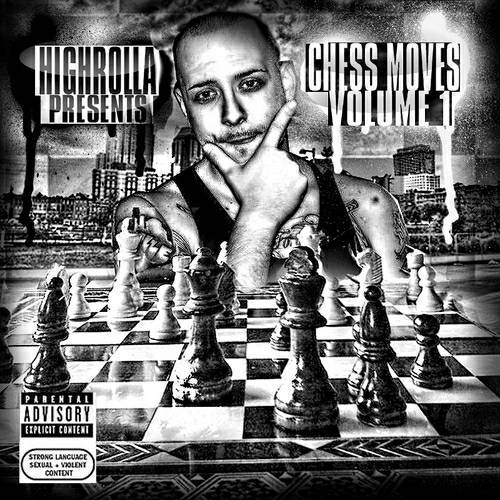 HighRolla - Chess Moves Vol. 1 cover