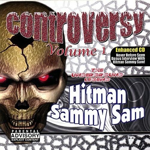 Hitman Sammy Sam - Controversy cover