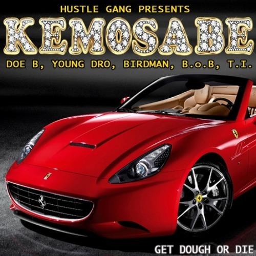 Hustle Gang - Kemosabe cover
