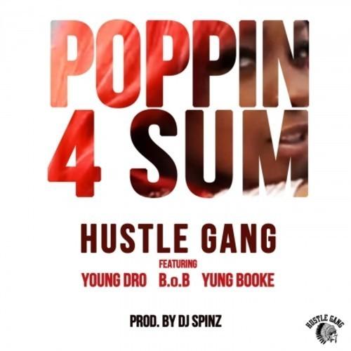 Hustle Gang - Poppin 4 Sum cover