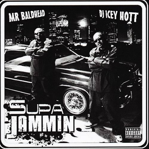 Mr. Baldhead & DJ Icey Hott - Supa Jammin cover
