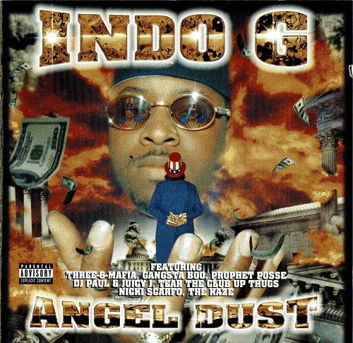 Indo G - Angel Dust cover