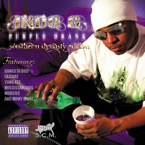 Indo G - Purple Drank (chopped & screwed) cover