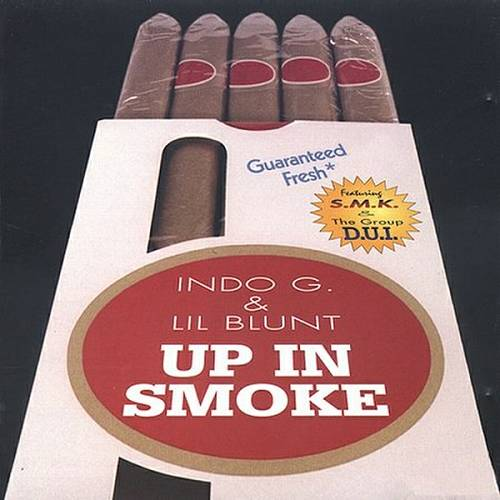 Indo G & Lil Blunt - Up In Smoke cover
