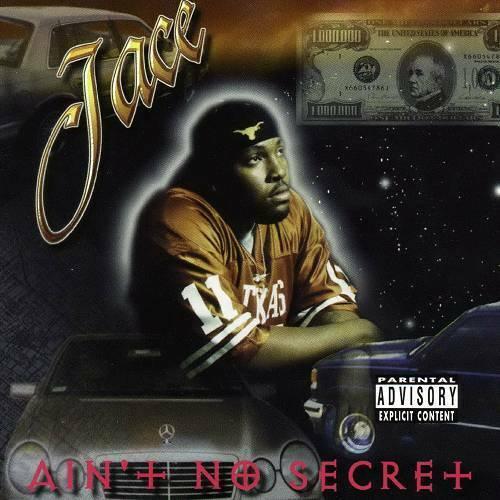 Jace - Ain`t No Secret cover