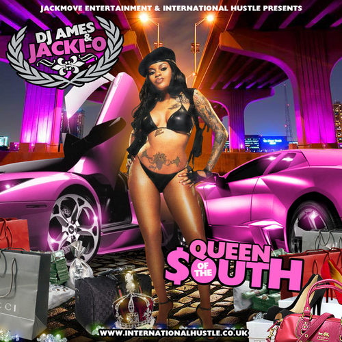 Jacki-O - Queen Of The South cover