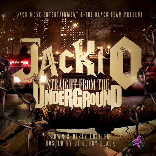 Jacki-O - Straight From The Underground cover