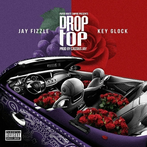 Jay Fizzle - Drop Top cover